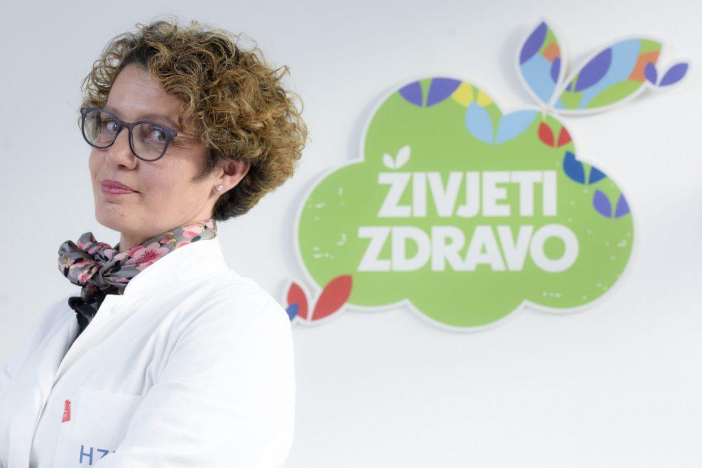 dr. sc Lea Pollak, dipl. ing. nutricionist i voditeljica odsjeka za dodatke prehrani i dijetetske proizvode pri Hrvatskom zavodu za javno zdravstvo.